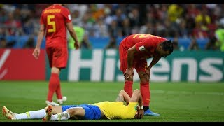 Belgique demi-finale contre la France