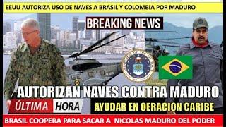EEUU Autoriza Uso Militar Contra Maduro A Colombia Y Brasil