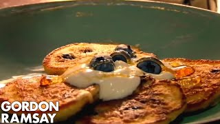 Gordon Ramsay's Top Three Pancake Recipes