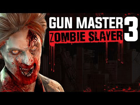 Gun Master 3: Zombie Slayer Android Gameplay 1080p [HD]