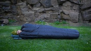 35e3ec6e4f3 Massdrop Down Sleeping Quilt Made By Enlightened Equipment Overview And  First Impressions