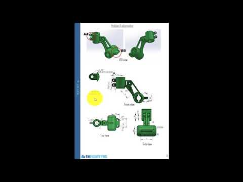 CSWP Segment 1 | Practice Test Set | Solidworks - YouTube