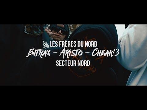Les Frères Du Nord x Entrax x Ari-sto x Cheak13 – Secteur Nord