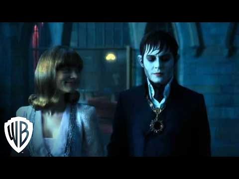 Dark Shadows: Barnabas and Vicky