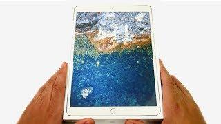 iPad Pro 10.5 Unboxing & First Impressions! - dooclip.me