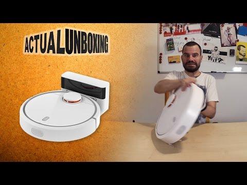 Xiaomi Mi Robot Vacuum - Actual Unboxing #10