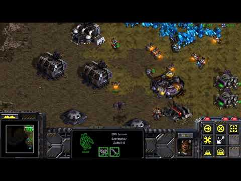 Starcraft Remastered Walkthrough - Terran Mission 1 by Meldi Game