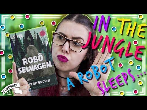 Robô Selvagem (Peter Brown) | Resenha | por Borogodó