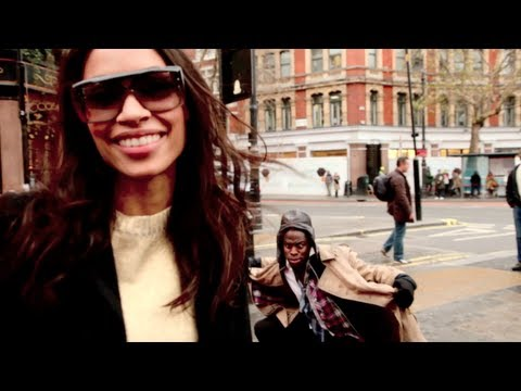 THE BULLITTS starring ROSARIO DAWSON - SUPERCOOL (OFFICIAL VIDEO)