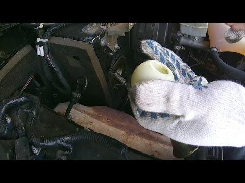 Замена датчика вентилятора чери амулет