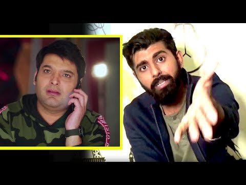 Mensutra on Kapil Sharma's Depression and Phone Call Controversy!