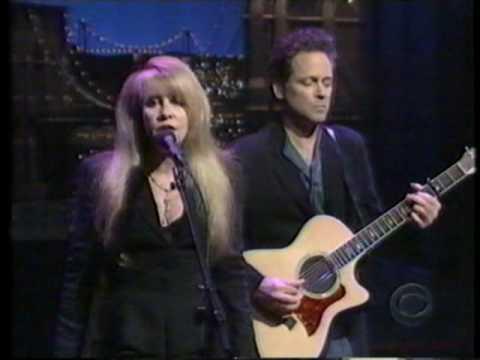 Lindsey Buckingham & Stevie Nicks ~  Big Love/Landslide ~ Live