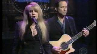 Lindsey Buckingham & Stevie Nicks ~  Big Love/Landslide ~ Live