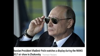 """Prophecy Alert: """"Putin Signs Deal Russian To Stay In Syria For 50 Years Half Century"""""""