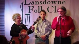 Sensitive New Age Lansdowne Guys - Christine Lavin - Don White