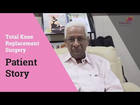 Total Knee Replacement-Patient Story