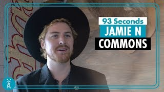 93 Seconds With Jamie N Commons  [Interview] | Austin City Limits Radio