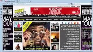 Descarga mixtapes de hip hop GRATIS!!!!.