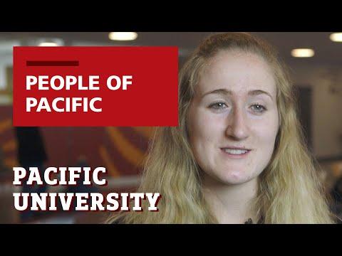 Hannah Hulse '18   Pacific University