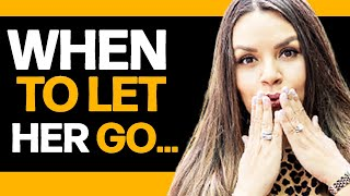 How To Let Go of Her | 3 Stages To Letting Her Go!