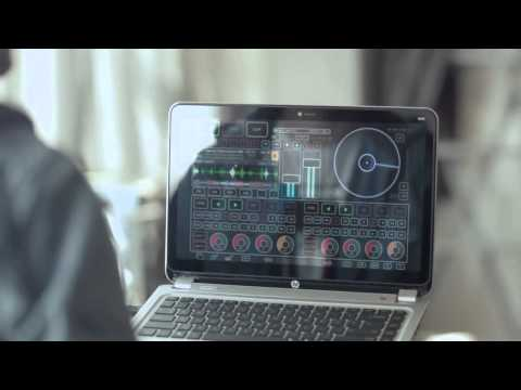 HP Commercial for HP Envy 4 Touchsmart Ultrabook (2012 - 2013) (Television Commercial)
