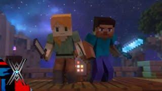 ♪ Tom Wilson - Be Myself (Minecraft Animation) [Music Video]