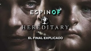 'Hereditary': el final explicado