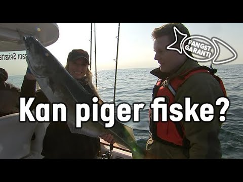 Havfiskeri efter torsk, lubbe og sej med Fangstgaranti