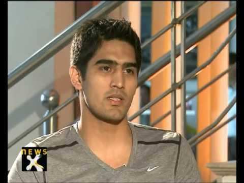 Vijender Singh- India's Gold Bet