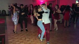 Sergio & Marichu Bachata Dance Me Emborrachare @ Seattle Salsa Congress 2016