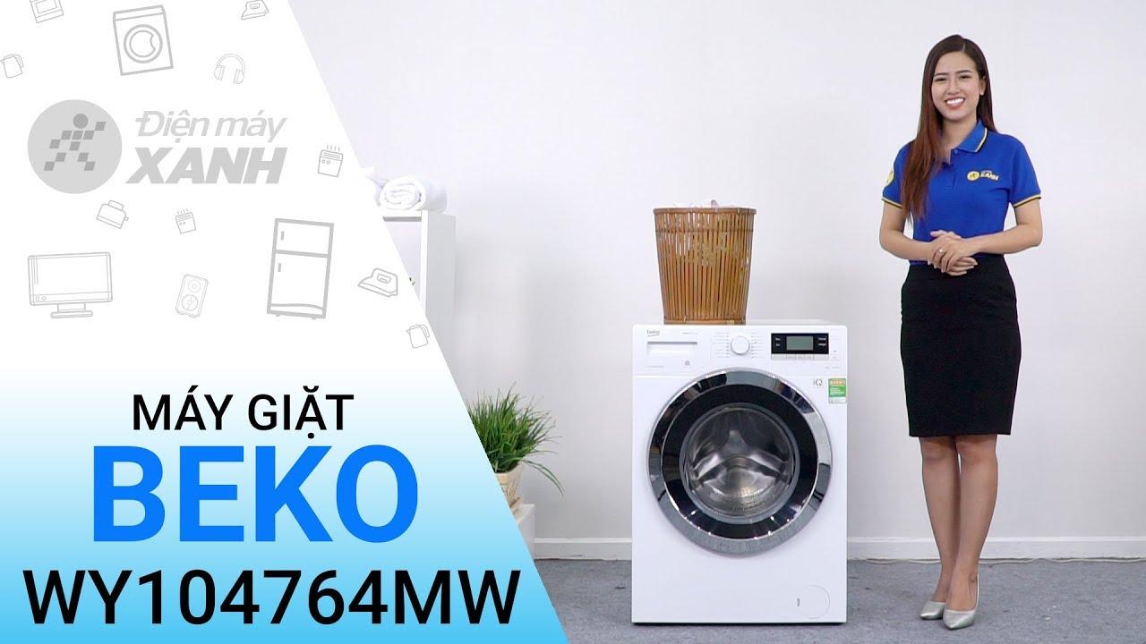 Máy giặt Beko Inverter 10 kg WY104764MW - Đánh bay những vết bẩn khó tính nhất