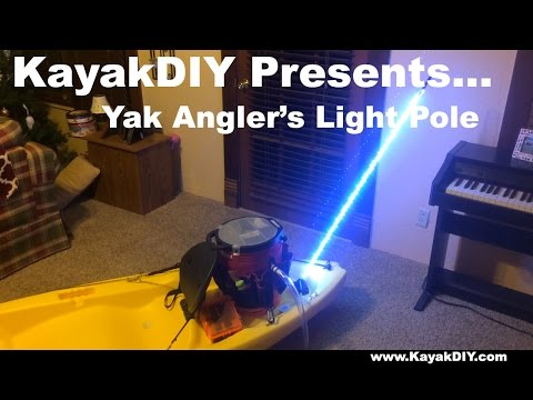 Some Of These Yak Companies Suck The Life Blood Out Of Simple Things And  Sometimes The Lights Sold Are 1/4 Of The Cost Of A Kayak Itself.