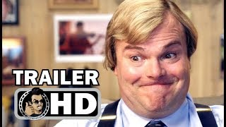 THE POLKA KING Official Trailer (2017) Jack Black Netflix Comedy Movie HD