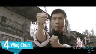 ЛУЧШИЕ Бои без правил ! Top 10 Self Defense Martial Arts Styles