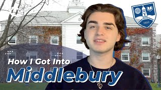 youtube video thumbnail - How I Got Into Middlebury College