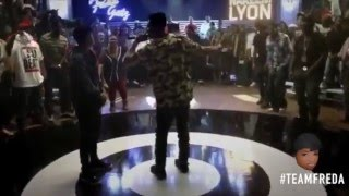 Freda Gatz vs Hakeem Lyon (Empire)HD