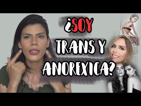 SOY TRANSGENERO, ANOREXICA Y GAY   @Monicasymonee