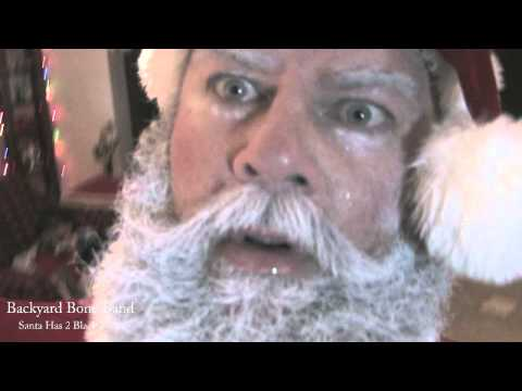 Funny Christmas song - Santa Has Two Black Eyes