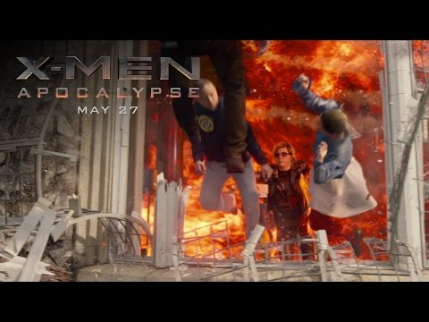 X-Men: Apocalypse Featurette 'The Extraction'