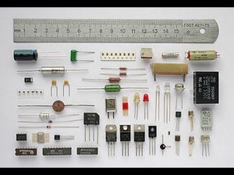 Repaso de componentes electrónicos