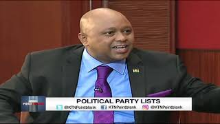 POINT BLANK: ANC is a gender parity party-Barrack Muluka