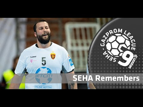 SEHA Remembers: Stojanche Stoilov's goal against Nexe