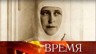На Первом канале - премьера документального фильма «Елизавета Федоровна. Осталась лишь одна молитва»