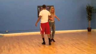 Romeo & Chelsie Hightower Rehearse for Dancing with the Stars
