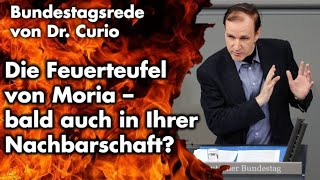 Brand in Moria: Deutschand darf sich nicht erpressen lassen