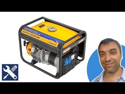 ✅ Как  поменять масло в генераторе САДКО 3500 / Мелкий ремонт