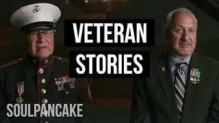 """Veteran's Share Their PTSD & """"Coming Home"""" Stories"""