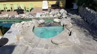 """El Segundo Entertainer"" Vacation Home Jacuzzi, Pool, Hot Tub Video Instructions"