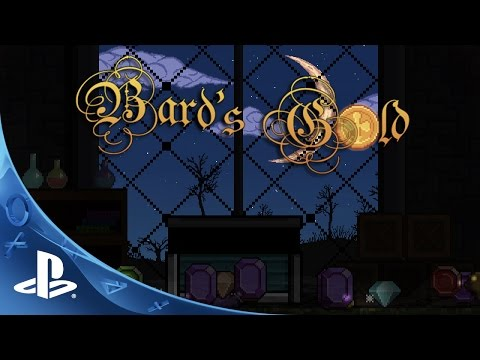 Bard's Gold - Launch Trailer | PS4, PS Vita thumbnail