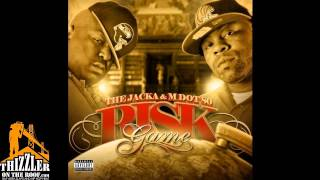 M Dot 80 x The Jacka ft. Young Bossi, Lil Rue - Risk Game [Prod. Joe Mill] [Thizzler.com]